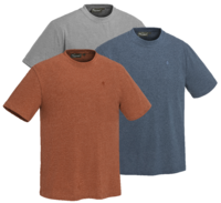 T-SHIRT PINEWOOD 3-PACK OUTDOOR