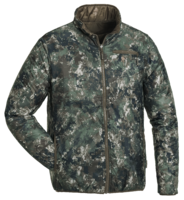 Bunda Pinewood Wolf Reversible - CAMO