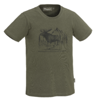 T-SHIRT PINEWOOD® MOOSE - KIDS 6571