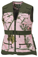 Pinewood Vest For Hunters With Dogs