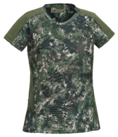 T-shirt Pinewood Ramsey Coolmax Camouflage – Dam