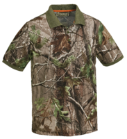 Polo shirt Pinewood Ramsey Coolmax - Camouflage