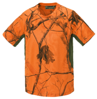 T-shirt Pinewood Ramsey Coomax – Camouflage