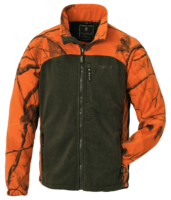 PINEWOOD OVIKEN CAMO FLEECE