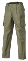 Trousers Pinewood® Wildmark Zip-Off- Kids/9051
