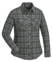 WOMEN'S Flannel Shirt pinewood® Felicia/9327