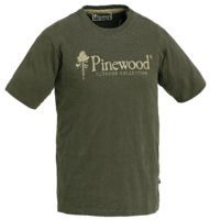 PINEWOOD T-SHIRT - SUEDE