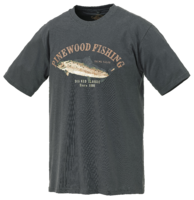 T-shirt Pinewood zalm
