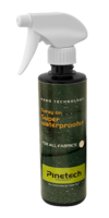 Pinetech™ Super Water-proofer Spray Air Dry – Clothes/Fabrics