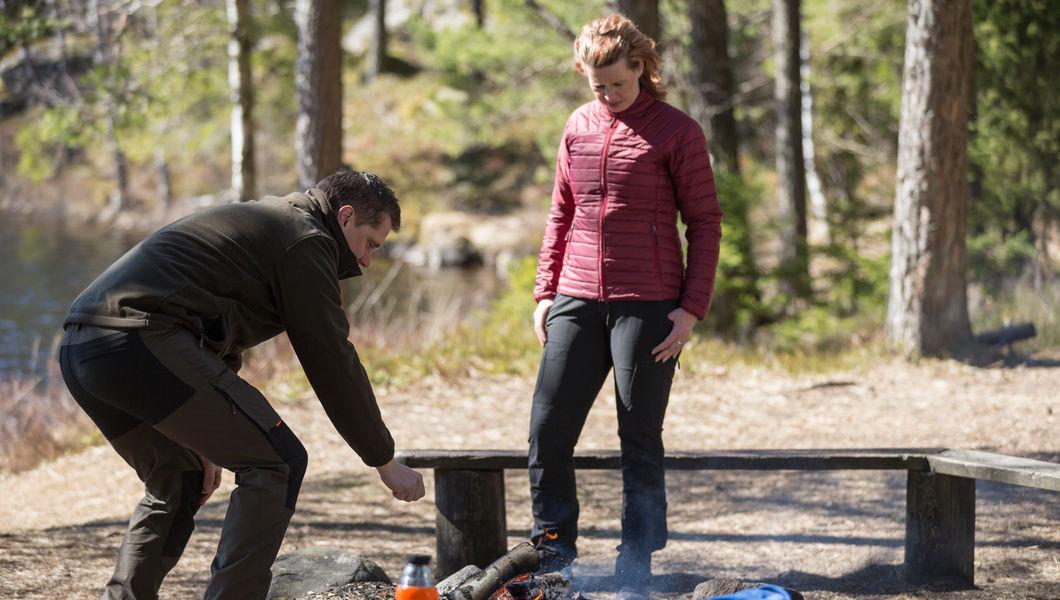 42c91db320118 Strona główna · Produkty · Outdoor · Spodnie · Spodnie damskie Pinewood  Wildmark Stretch
